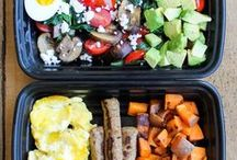 Meal Prep Ideas [College edition]