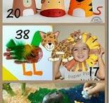 Early fives zoo