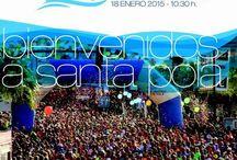 Carteles / Eventos 2015 / Recopilación de carteles de los eventos más importantes de Santa Pola.