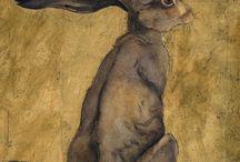 Peintre (Jackie Morris) / Animalier