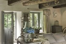 Mood board- indoors- The Hill House