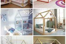 идеи мебели в детскую
