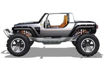 JEEP Hurricane / by Vincent Trinity