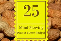Peanut Butter Recipes / Healthy peanut butter recipes for any and EVERY occasion! Honestly, who doesn't love peanut butter?!