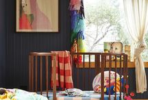 baby and children's rooms
