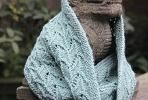 cowl and shawl