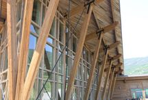 Beautiful Soldier Hollow Club House / A beautiful project involving Trestlewood II.