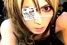 Yo-ka / Lider de Diaura J-Rock