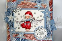 Lili of the valley cards / by Vicky Brookens Claypoole