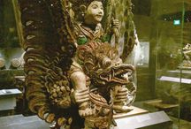 Indonesian art in museums