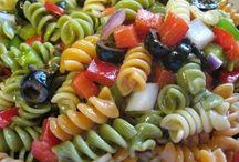 Salads / by Connie Mettler
