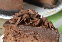 Tvaroh - cheescace cokoladovy