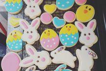 My Sugar Cookies / Sugar cookies