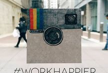 #WorkHappier / Tips, inspiration and other fun stuff to help you be happier at your job today.  / by CareerBuilder
