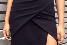 wrap skirt / by Amy Latta Herndon