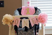 Amara's 1st Birthday Party