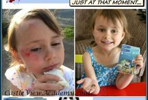 kiddos / Fun activities to do with children under 10!