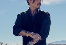 Acteur Johnny Depp