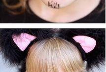 lobo tatuagem feminina