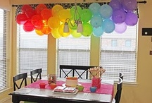 Birthday Party Ideas / by Jenn Riggs