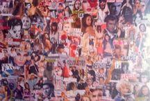 Mes murs / http://etre-parisienne.blogspot.fr/