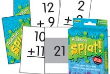 Math Games & Activities / Games and activities to help yyour child to succeed in math.
