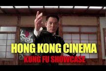 Chiny, Hongkong, Korea, kung-fu i przynależności