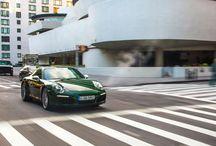 Porsche 911 un millón en Nueva York / El Porsche 911 número un millón continúa su gira mundial, recorriendo la carismáticas calles de Nueva York.