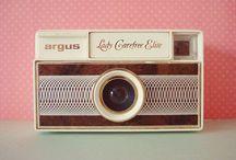 vintage, junk & toy cameras