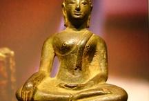 Boeddha's / Thailand