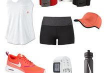 Workout Clothing...