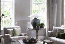 Kleur muren / Mooie grijze kleur