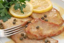 Veal Piccata Recipes / Recipes from the Pinterest community