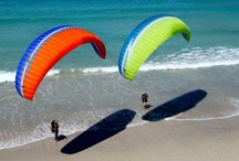Paragliding / for the love of it