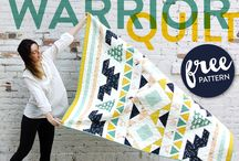 Free quilt patterns / by Tracy Marshall