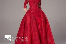 2017 SOPHIE Evening Dress / Sophie has more than ten years history for evening dress. From evening dress to shoes, bags, jewelry and other related accessories, the basic elements of Italian style combined with diversified fashion decoration, Sophie develop into a varied design style but retain the graceful style of Sophie herself.