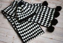 Crochet - scarves, cowls, shawls