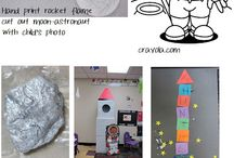 PreK {Space} / by Robyn Wood