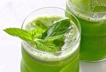Refreshments/sommardrinkar