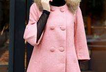 Winter coats and jackets / Warm coats  / by Falak