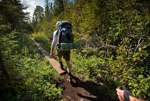 Hiking trails / Pictures of hiking trails from all over the world. / by Patrick Jobst
