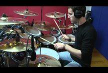 Drum Covers... / by Von Rod Casiño Limpot
