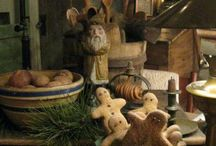 Primitive Christmas / by Mary Ballester