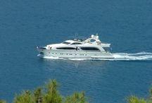 TATIANA / #motoryacht, #yacht, #bluevoyage, #yachtcharter, www.cnlyacht.com