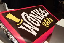 Throw a wonka party / We threw a wonka party with a local casino for 500 guests. Here are some great ways to pay tribute to the legendary movie. Decor by www.mixdesign.com