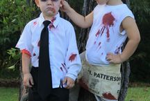 Make it! Halloween costume zombie / Halloween zombie ideas for a 7 year old boy  / by Melissa Keown