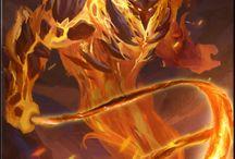 ELEMENTAL • Fire