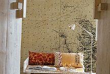 AI - Papier peint marin / aquatique