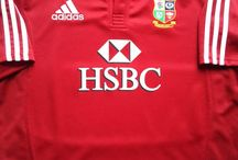 Classic British & Irish Lions Rugby Shirts / Vintage authentic British & Irish Lions rugby shirts from the past 30 years. Legendary seasons and memorable moments of yesteryear.   Worldwide Shipping   Free UK Delivery