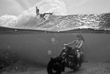 Chicas en moto / by fastlion KW